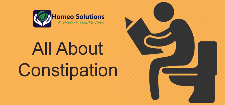 What is Constipation? Causes, Symptoms and Management